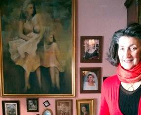 Carmen Lastra prepara una exposición de grabados para Santander