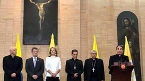 Anuncian visita de papa Francisco a Colombia en septiembre