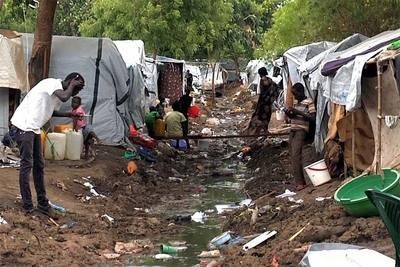 ONU: El mundo vive la mayor crisis humanitaria desde 1945