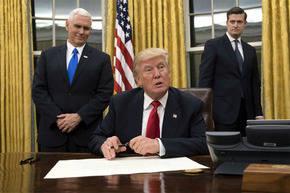 Justicia de EE. UU. vuelve a bloquear el veto migratorio de Trump