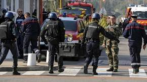 Cuatro heridos de bala en tiroteo en escuela de Francia