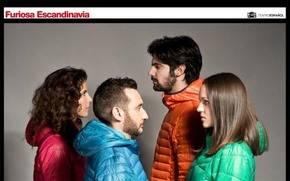 """""""Furiosa Escandinavia"""" de Antonio Rojano, entre Nmosine y el Leteo en el Teatro Español"""