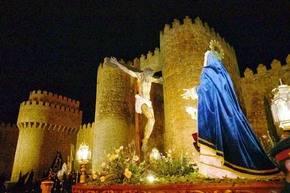 Semana Santa en Avila
