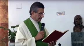 El padre Román
