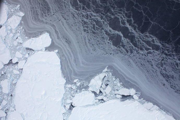 El hielo ártico y antártico alcanzan sus mínimos históricos
