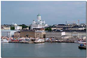 Helsinki, un punto de encuentro en Escandinavia sobre paisaje natural y arte moderno
