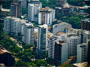 Región Andina Occidental de Colombia