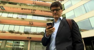 El español que inventó las antenas de los 'smartphones' planea otra revolución