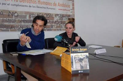 """Presentación informe """"Derechos Humanos en la Frontera Sur 2017"""""""