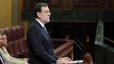 Rajoy defiende reformas estructurales