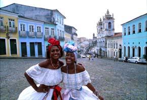 Salvador de Bahía: Arte y naturaleza en Brasil