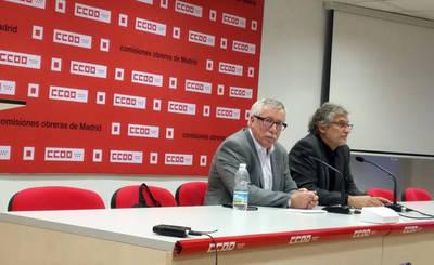 Toxo propone a Unai Sordo como candidato a la secretaría general de CC.OO.