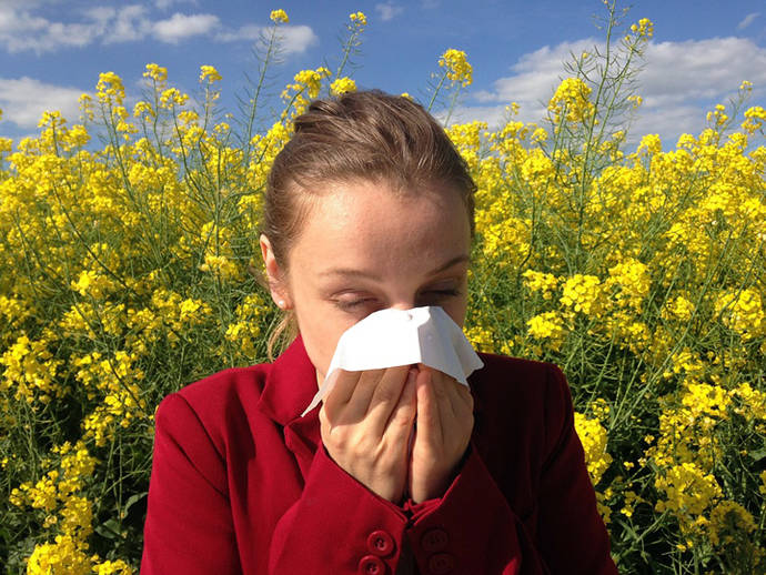 Llegó la primavera: manual de supervivencia para alérgicos