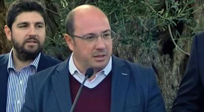 El juez del caso Púnica pide la imputación del presidente de Murcia