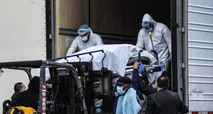 El coronavirus rompe la barrera de los 40.000 muertos y 800.000 contagiados en todo el mundo