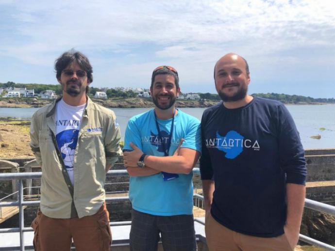 Investigadores desarrollan nueva estrategia para la pesquería de krill en Chile