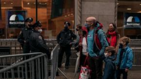EEUU se prepara para una explosión de casos de Covid-19 tras Acción de Gracias