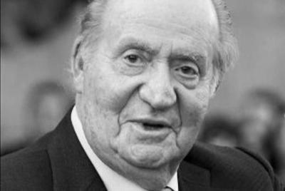 Juan Carlos en una imagen de archivo