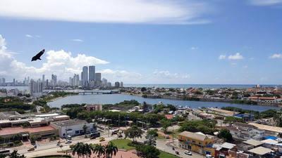 Grande y atractiva Cartagena de Indias
