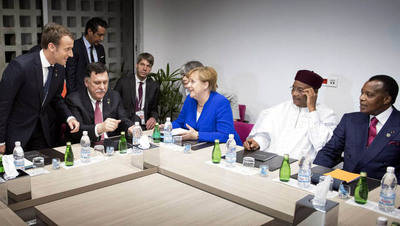 UE y África se comprometen a evacuar víctimas de trata de personas en Libia