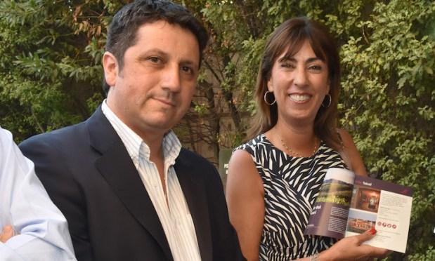 Subsecretaria de Turismo y lanzamiento de la primera guía de enoturismo en Chile