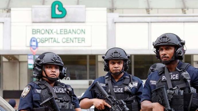 Un médico fue el autor de los disparos dentro de hospital de Nueva York