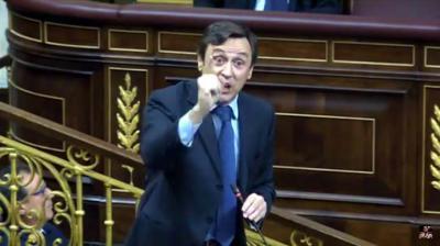 Las mentiras de Rafael Hernando en el Congreso de los Diputados