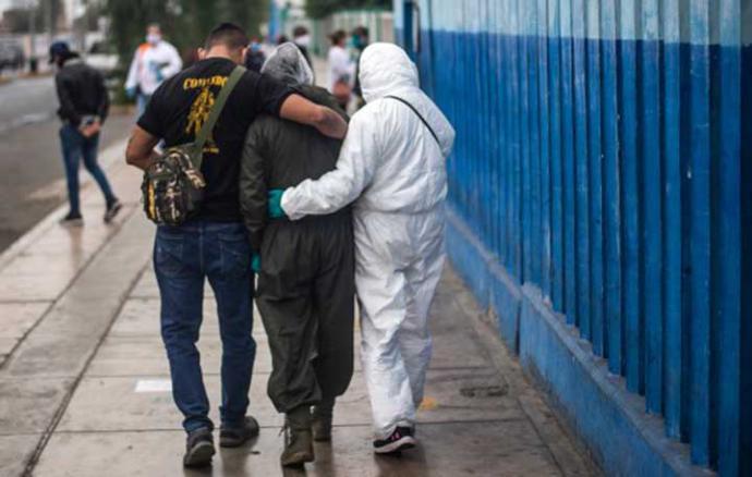 América Latina supera el millón de casos de Covid-19 y la mitad de ellos está en Brasil