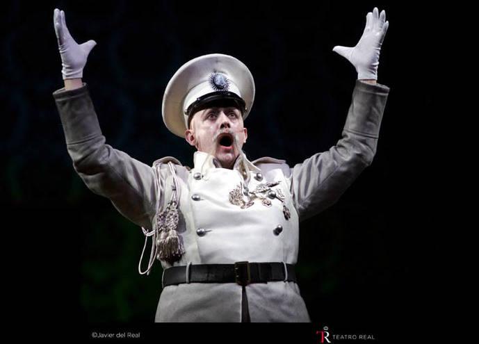 """""""El gallo de oro"""" de Rimski Kórsakof ´- Nueva ópera en el Teatro Real"""