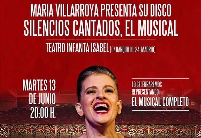 María Villarroya interpreta