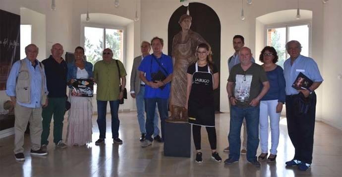 Periodistas de FEPET recorren las rutas gastronómicas de Huelva