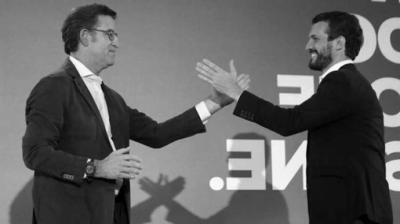 El 5A dispara en el PP las ganas de revancha contra el liderazgo y la estrategia de Casado