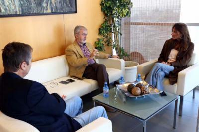 El Ilustre Colegio Oficial de Enfermería se suma al Plan Provincial contra la Soledad de los Mayores de Diputación