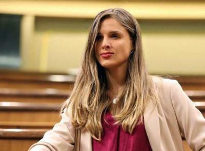 La diputada por Baleares Malena Contestí abandona la política entre durísimas acusaciones a Vox