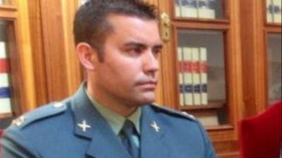 Eduardo Aranda, comandante de la Guardia Civil de Paiporta, en una imagen de archivo. Imagen ID: 6106920 Validado 15/07/2020 - 17:58