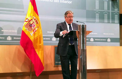 Juan Ignacio Zoido ministro del Interior
