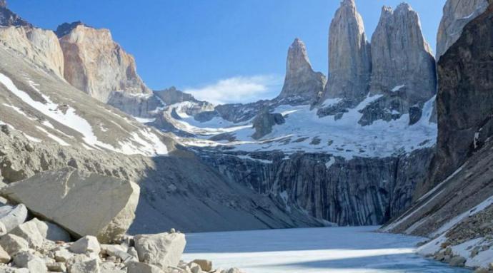 Torres del Paine, Chile, inicia temporada de invierno 2019