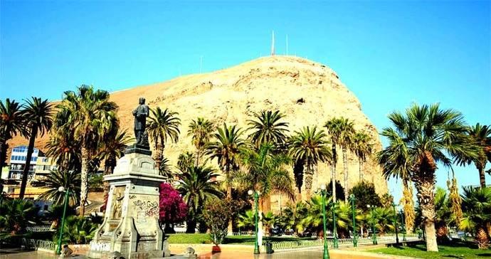 Récord de llegada de turistas a Chile en primer semestre