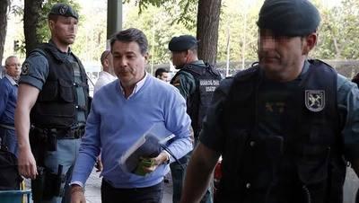 González encarcelado, Villar libre: en qué se basan los jueces para dictar prisión