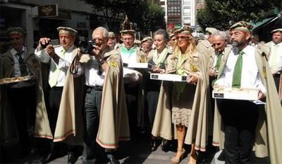 La Cofradía del Hojaldre convoca una nueva edición del concurso de pinchos Torrelavega