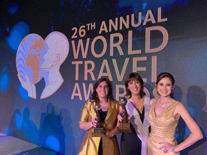 Chile gana premio mundial por Mejor Destino Verde y por cuarta vez consecutiva es reconocido como Mejor Destino Aventura