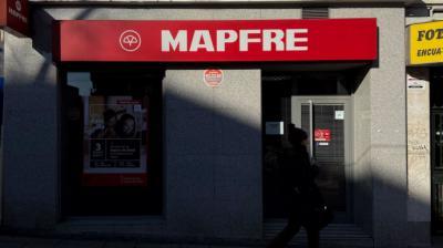 Una oficina de Mapfre