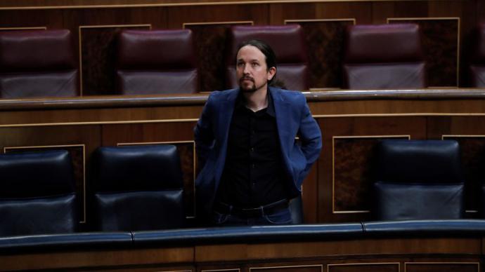 Unidas Podemos, ERC y EH Bildu retiran la enmienda antidesahucios para priorizar la negociación dentro del Gobierno