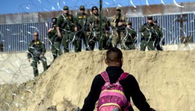 Cerca de 400 migrantes murieron al tratar de cruzar la frontera de EE.UU. en el 2018