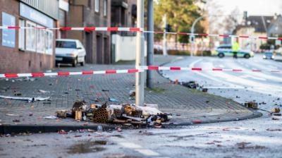 Policía detiene en Alemania a un hombre que embistió a peatones con un automóvil