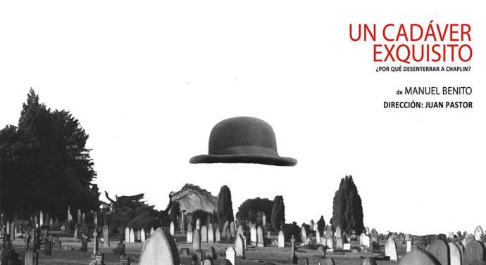 """""""Un cadáver exquisito"""", obra teatral de Manuel Benito en el Espacio Guindalera"""