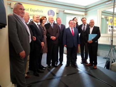 Almería firmará el convenio de colaboración con la Capital Española de la Gastronomía