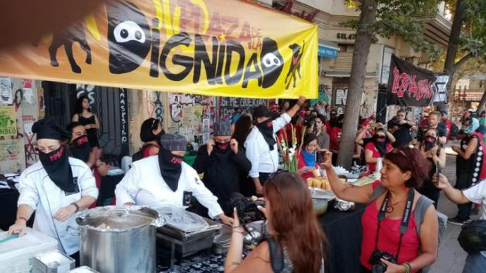 Chile: Año Nuevo con Dignidad