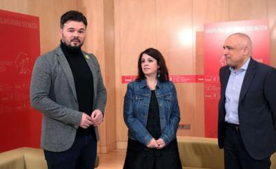 ERC se dispone a facilitar la investidura de Sánchez tras lograr una consulta sobre los acuerdos entre Generalitat y Gobierno