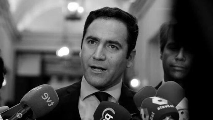 Teodoro García Egea, número dos del PP